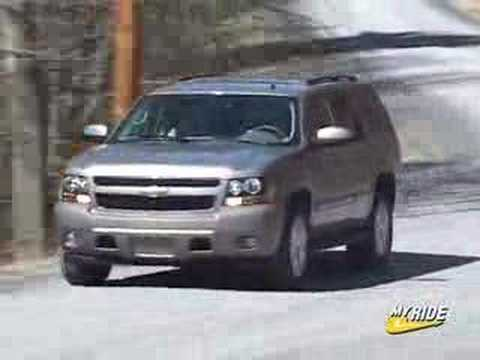 Review: 2007 Chevrolet Tahoe