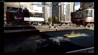 E3 Battlefield 4 pre-alpha multiplayer gameplay HD