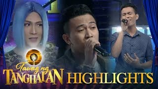 Tawag ng Tanghalan: Vice Ganda is amused with Samuel and Daniel's duet!