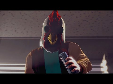 PayDay 2 - Jacket Character Pack Trailer