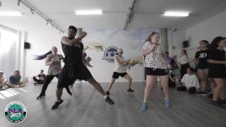 Attention - Charlie Puth | Choreography by David Cottle & Sebastian Linares