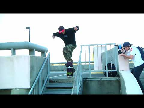1 DAY WITH RANO Feat: DJ NATE WHITE (NEW ORLEANS SKATEBOARDING 2019)