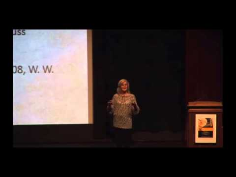 Dr. Nancy Mills - The Chemistry of Cooking: Why Chemists Make the Best Chefs - FYP Lecture Series