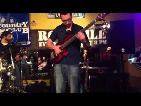 SMOKEY'S PLACE ROCKPILE 2/4/14 WITH THE HELLFIRE CLUB PART 2