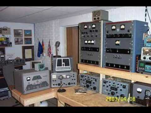 Ham Radio Shacks