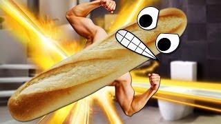BAGUETTING GOOD GRADES   I Am Bread #9