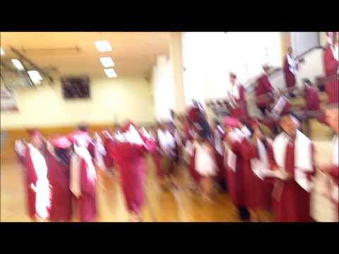 Bayonne High School Graduation day 2014