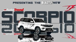 2020 Mahindra Scorpio Rendered – Looks Bigger and Muscular !! Your Thoughts ?