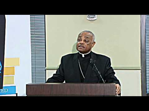 Press Conference for Bishop Elect David P. Talley