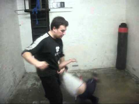 Fast explosive Urban Combat street self defence tactics training Image 1