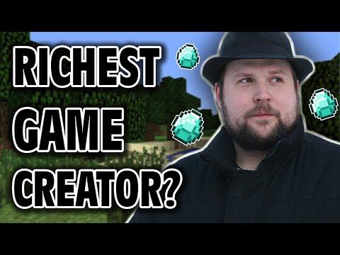 Notch: The World's Richest Game Developer? - Internet Hall of Fame