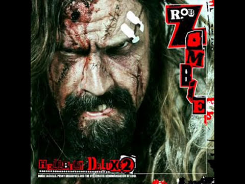 Rob Zombie - Werewolf Baby! Lyrics