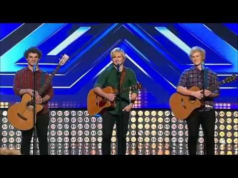 The X Factor Australia 2014 Auditions - Brothers 3