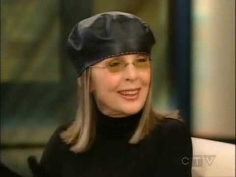Diane Keaton interview 2006 part 1/2
