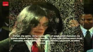 """ Remembrance"" Poem dedicated to Michael Jackson by Buz Kohan.( Sub Ita & Eng)."