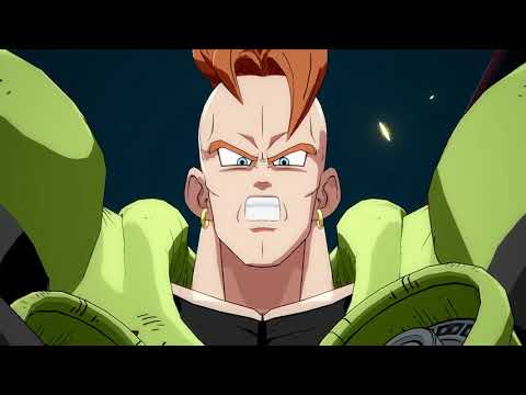 Dragon Ball FighterZ: Android 16 | Character Trailer
