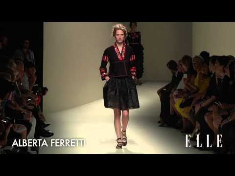 ALBERTA FERRETTI SS 2014 collection