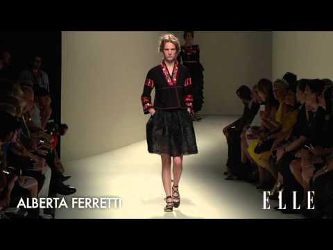 ALBERTA FERRETTI SS 2014 collection