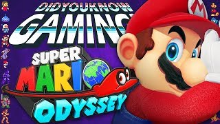 Super Mario Odyssey - Did You Know Gaming? Feat. Barry Kramer