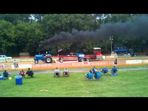 2012 Libertytown, MD tractor pull!