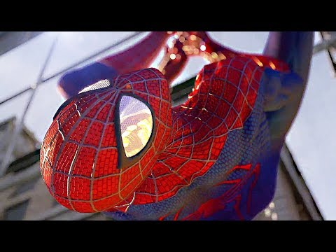The Amazing Spider Man 2 All Cutscenes Full Movie 2014 video