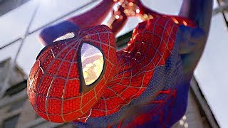The Amazing Spider-Man - The Amazing Spider Man 2 All Cutscenes FULL MOVIE 2014