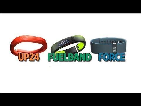 Slap My Wrist Up! Fitbit, Nike or Jawbone Best?