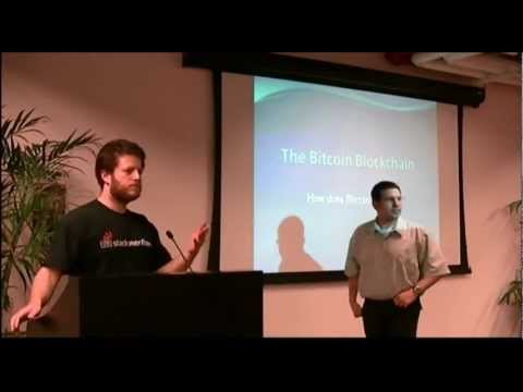 [GDG TLV] Past, Present and Future of Bitcoin - Ron Gross, Meni Rosenfeld (Bitcoil)