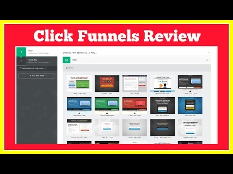 Click Funnels Review 2017: Best Marketing Funnel Builder?