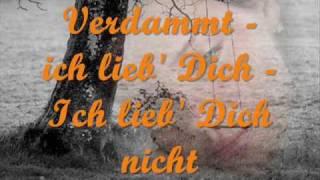 Watch Matthias Reim Verdammt Ich Lieb Dich video