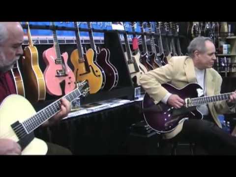 Don Nick and Joe Beck at NAAM 2008