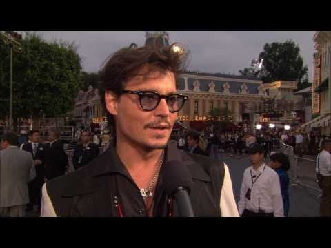 World Premiere - Pirates of the Caribbean: On Stranger Tides
