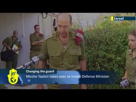 New Israeli Cabinet taking shape: Moshe Yaalon takes over as Israeli Defense Minister
