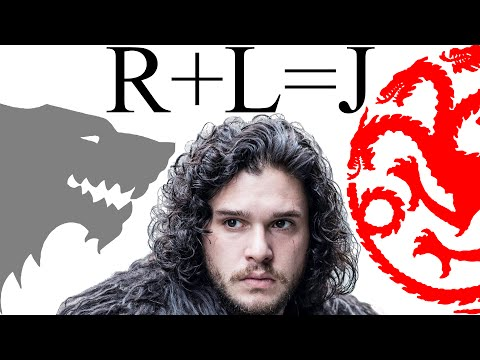 R+L=J: who are Jon Snow's parents?