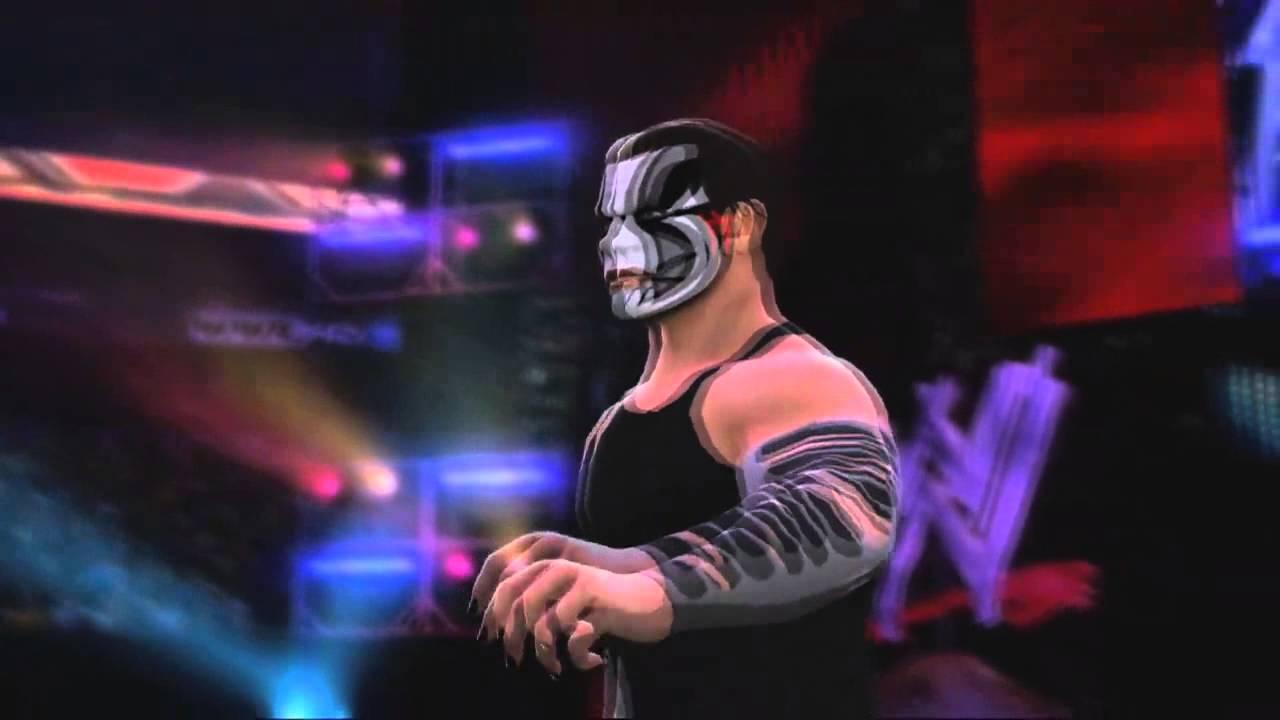 Jeff Hardy Wwe Wwe 2k14 Jeff Hardy Makes His