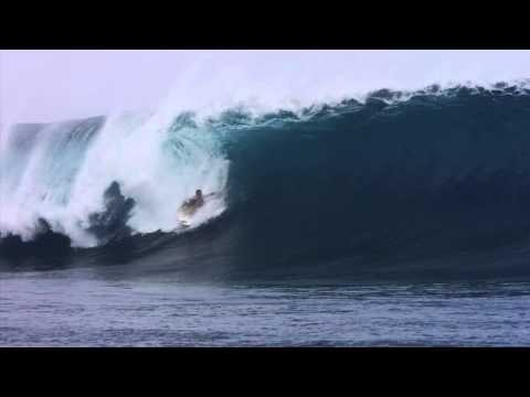 Teahupoo from the Phantom HD Camera