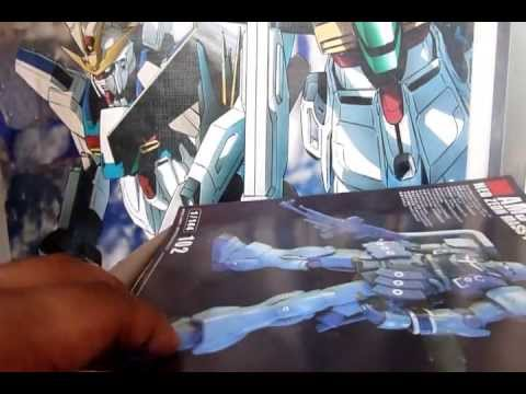 Unboxing HGUC Daban Model Geara Zulu