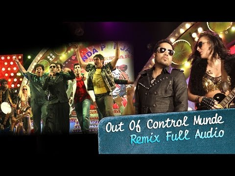 Out Of Control Munde (Remix) - Full Audio Song - Purani Jeans...
