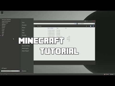 How to install Forge and a modded server for Minecraft 1.7.10!