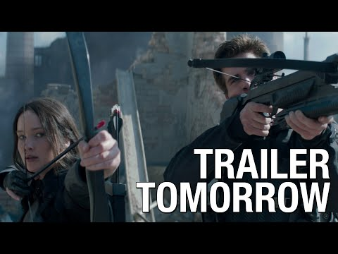 "The Hunger Games: Mockingjay Trailer Countdown – ""Tomorrow"""