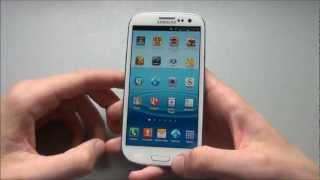 Samsung Galaxy S3 - Hidden Features and Tricks