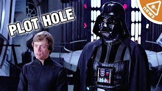 Why This Return of the Jedi Plot Hole Has The Internet Going Crazy! (Nerdist News w/ Jessica Chobot)