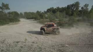 Italian Baja 2016: moto, quad e Utv