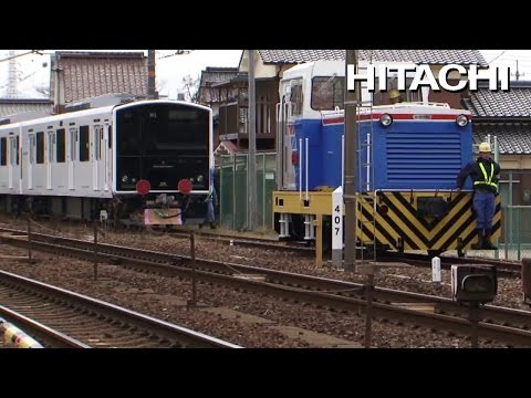 The Creation of Trains Part 2 - Hitachi