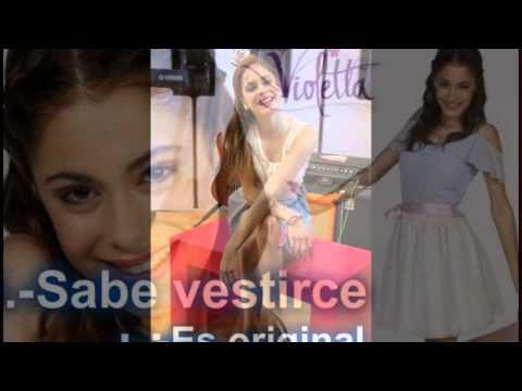 Rosario - Razones para querer a Martina (violeta)