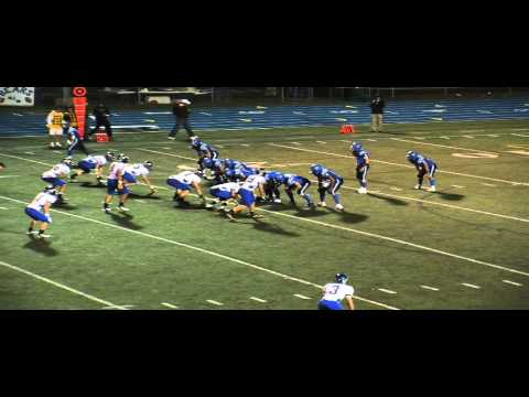 Lake Forest vs. Lake Zurich High School Football Highlights