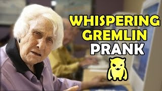 Whispering Gremlin Prank Quickie - Ownage Pranks