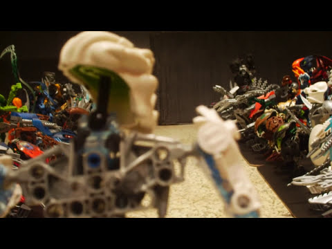 Bionicle Fall of Virtues