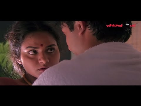 Roja Telugu Movie Scenes - Aravind Swamy Romancing Madhoo - Nassar, Mani Ratnam video
