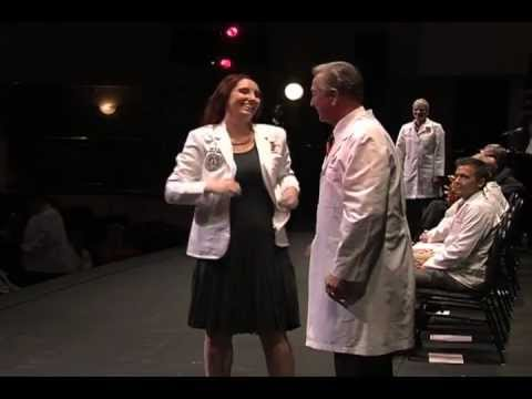 OSU - CHS White Coat Ceremony 2012